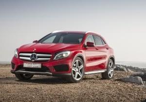Mercedes GLA klasse
