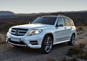 Mercedes GLK klasse