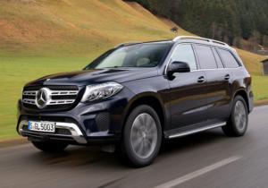 Mercedes GLS klasse
