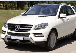 Mercedes ML klasse