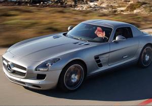 Mercedes SLS klasse
