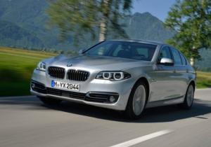 BMW 5-Serie 2010