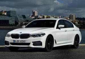 BMW 5-Serie 2016