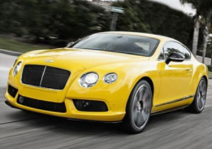Bentley Continantal GTS