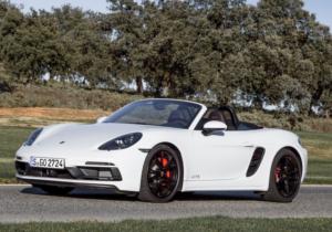 Porsche Boxster 2016