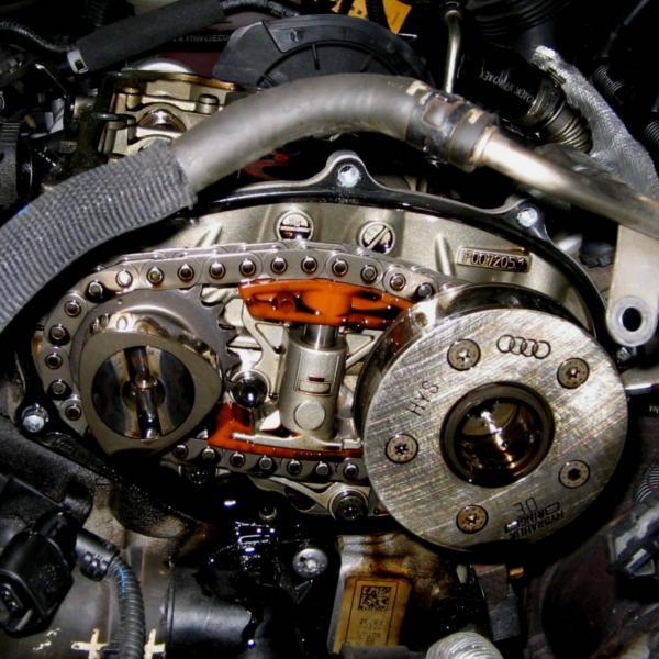 2011 Audi A4 Engine: Motor & Aandrijving: 1.8 Geratel