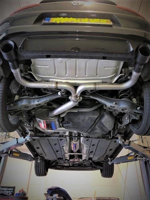 XT-motorsport 3-delige VWR intake kit 6