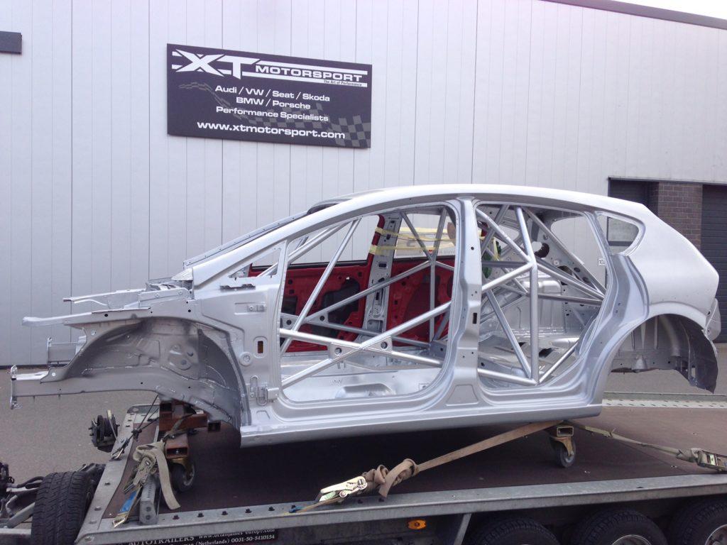 XT Motorsport biedt een Mk2 Seat Leon Supercopa chassis aan 3