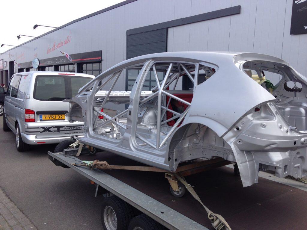 XT Motorsport biedt een Mk2 Seat Leon Supercopa chassis aan 4