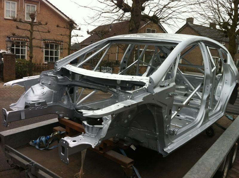 XT Motorsport biedt een Mk2 Seat Leon Supercopa chassis aan