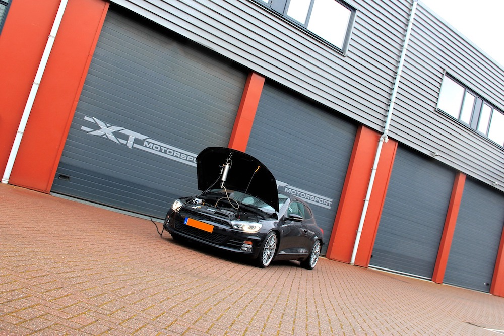 xtmotorsport KW Suspensions Nederland DDC Plug and Play 6