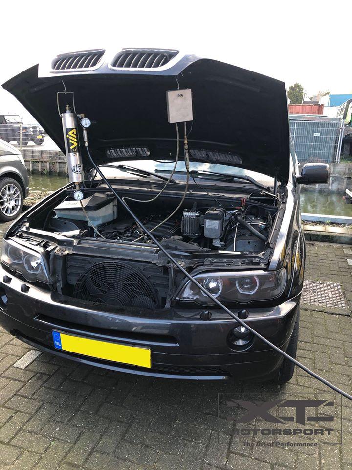 Diesel inlaat motor reiniging 2