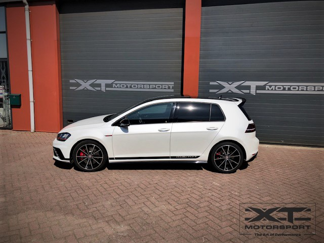 xtmotorsport VW Golf Mk7 GTI ClubSport 3