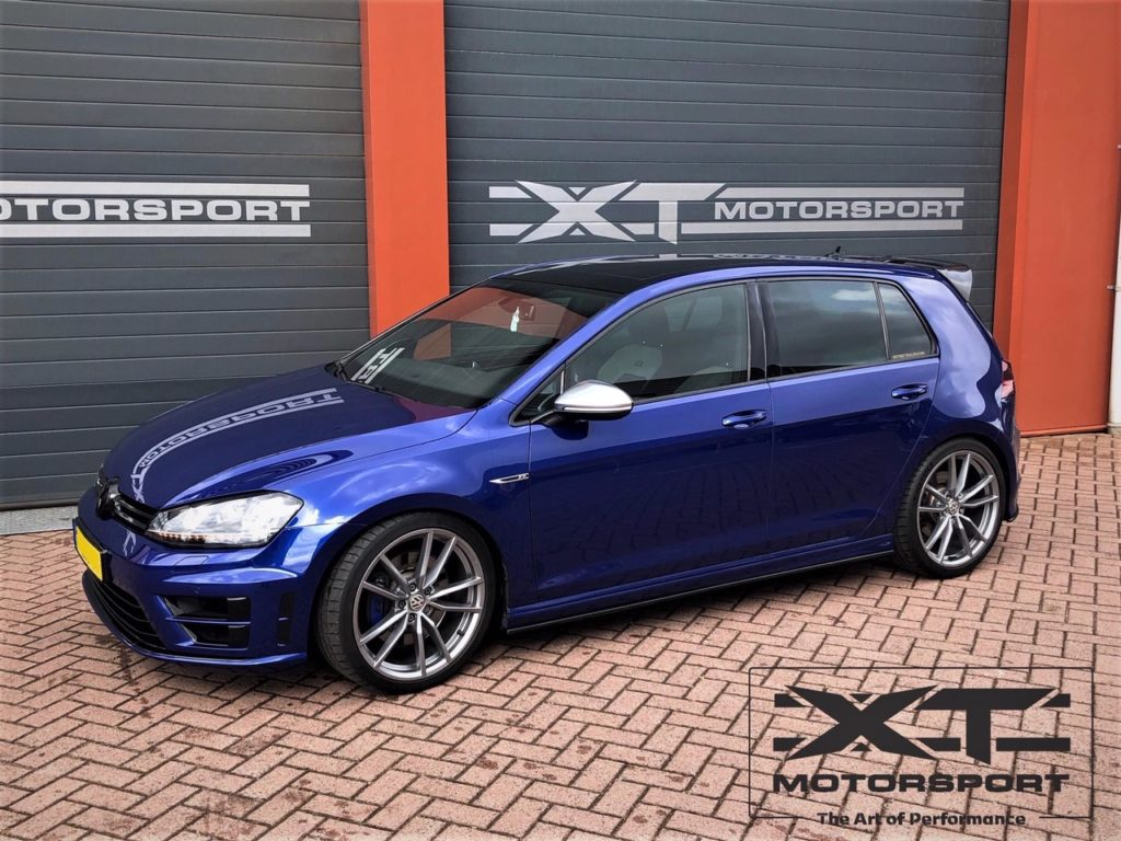 XT Motorsport VW Golf Mk7 R voorzien van een Stage 3 upgrade DCT clutch kit .JPG 2