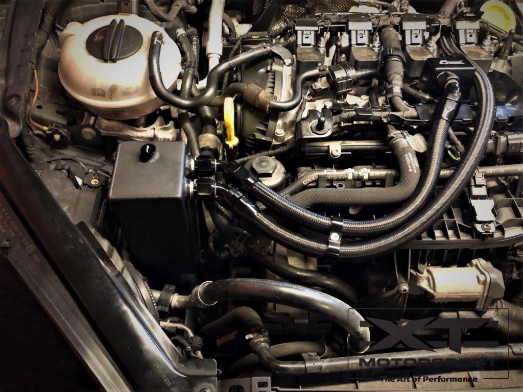 XT Motorsport VW Golf Mk7 R voorzien van een Stage 3 upgrade DCT clutch kit .JPG 5