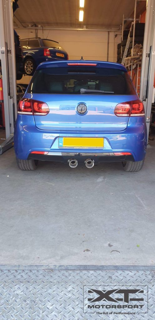 xt motorsport VW Golf Mk6 R 7